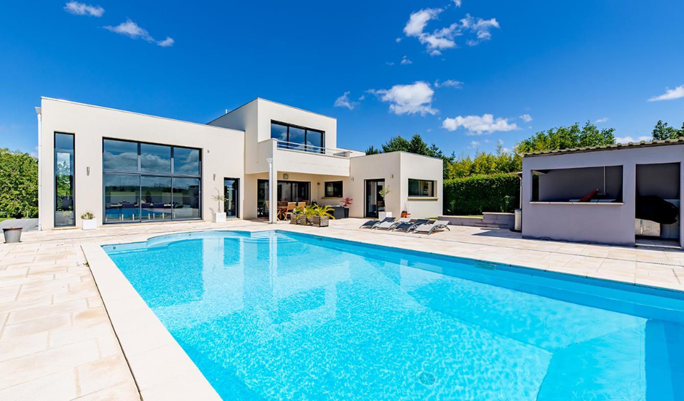 Maison avec piscine La londe
