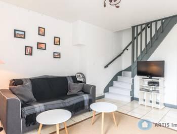 Appartement meublé 3 pièces 46,03 m2
