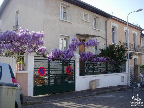 vente Maison 5 pièces 105 m2 Lyon 3ème