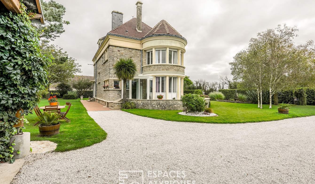 Maison avec terrasse Saint-Floxel