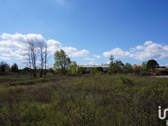 Vente terrain 694 m2