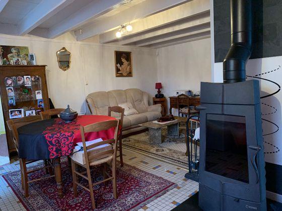 Vente maison 2 pièces 57,63 m2