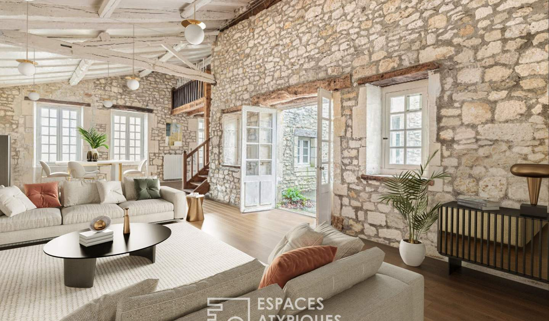 House Saint-Sauvant
