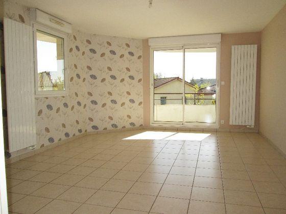vente Appartement 3 pièces 61,3 m2 Dijon