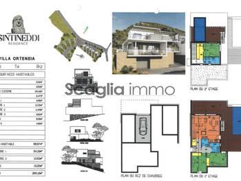 Maison 4 pièces 88,67 m2