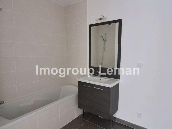 Vente appartement 3 pièces 61,41 m2