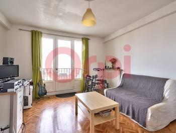 Appartement 2 pièces 42,59 m2