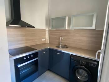 Appartement 2 pièces 39,37 m2