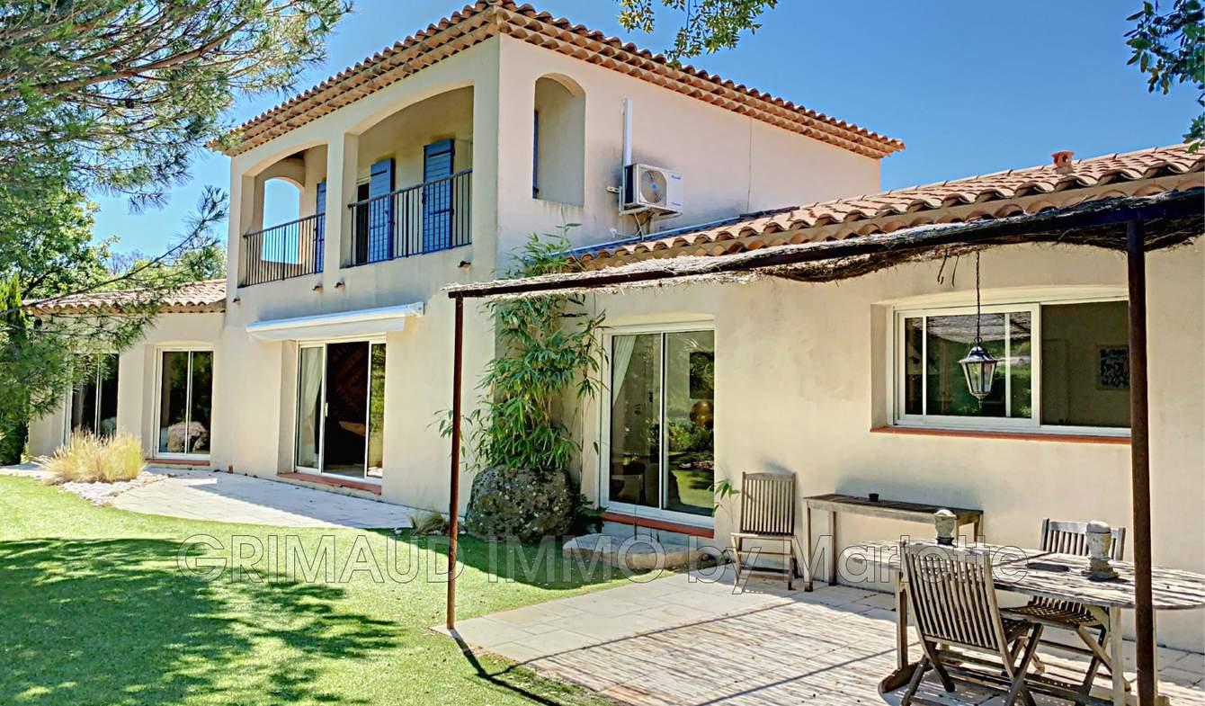Villa avec piscine et terrasse Plan-de-la-Tour