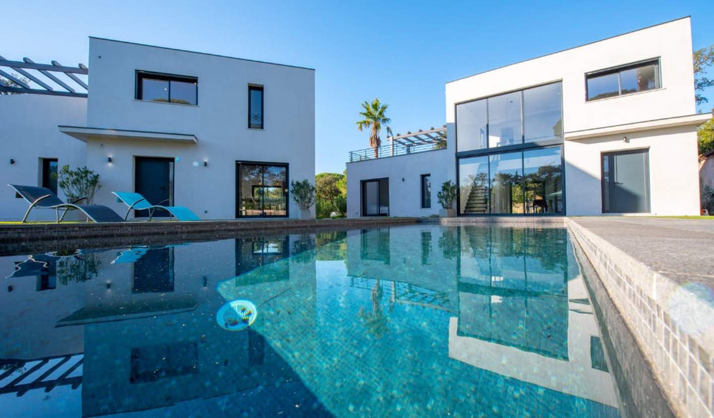 House with terrace Grimaud