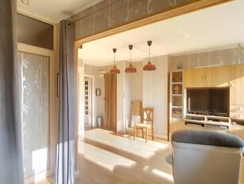 Appartement 2 pièces 60,53 m2