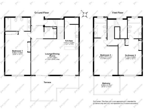 Vente maison 163,68 m2