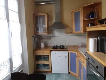 Appartement meublé 4 pièces 72,25 m2
