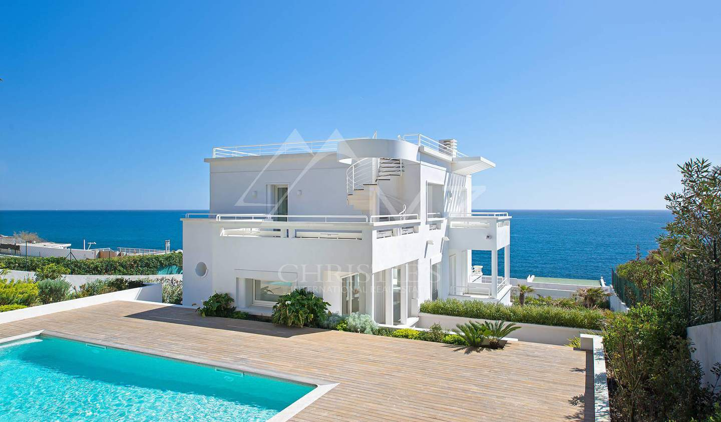 Villa with pool and terrace Cap d'Antibes