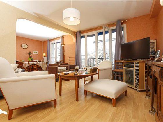 vente Appartement 5 pièces 85 m2 Tours