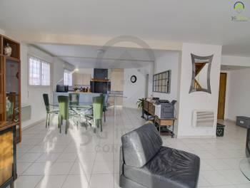 Duplex 4 pièces 107,19 m2