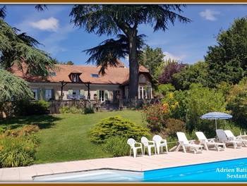 Villa 14 pièces 417 m2