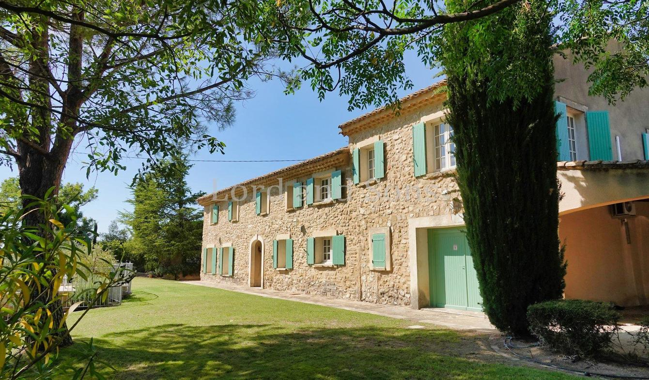 Property with pool Le Barroux