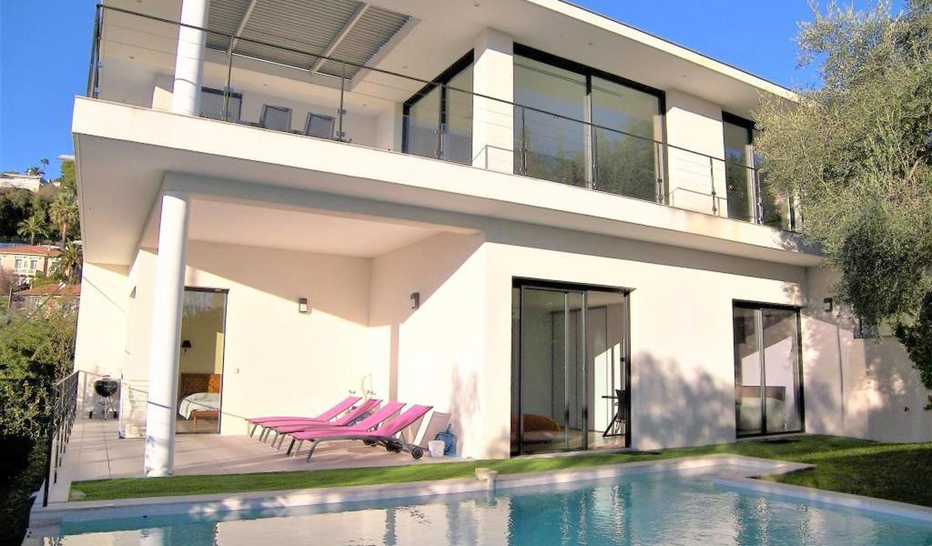 House with pool Le Cannet