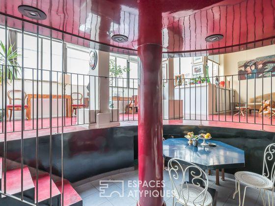 Vente appartement 6 pièces 232 m2