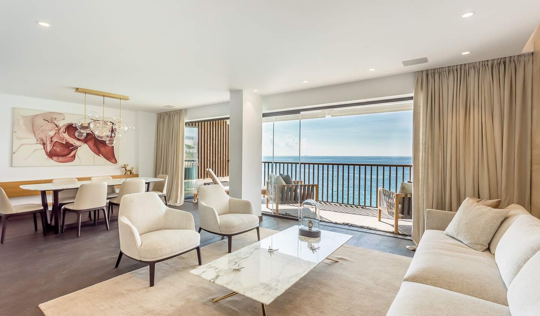 Appartement avec terrasse en bord de mer Palma