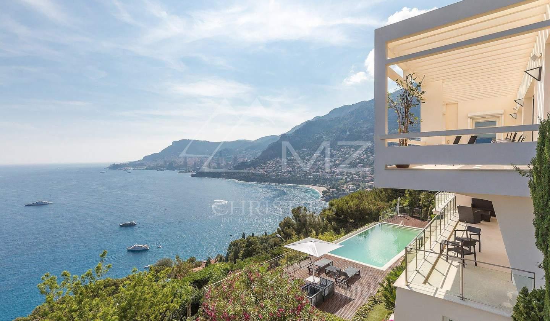 Villa with pool Roquebrune-Cap-Martin