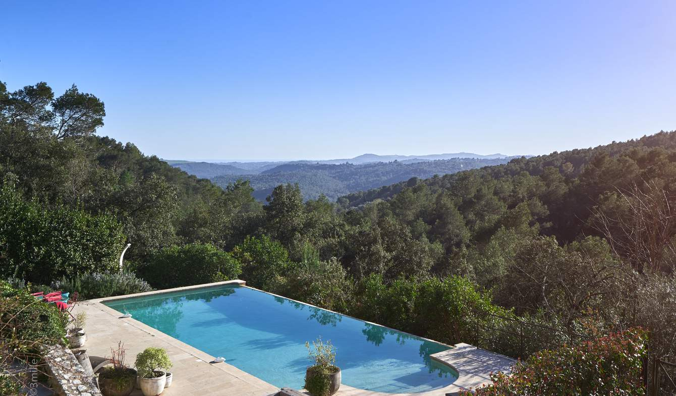 Property with pool and garden La Colle-sur-Loup