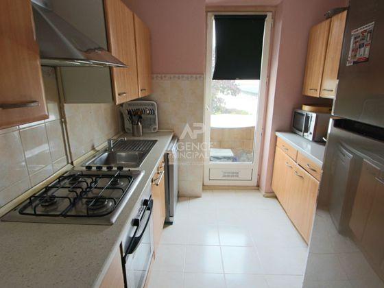 Vente appartement 4 pièces 57,29 m2