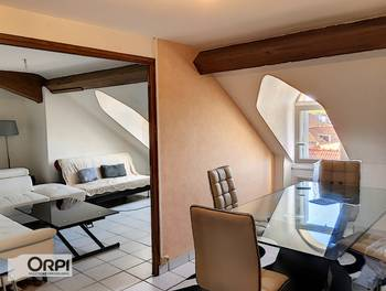 Appartement 3 pièces 63,4 m2