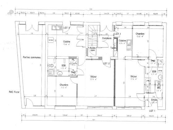 Vente divers 13 pièces 337 m2