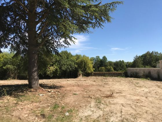 Vente terrain 841 m2