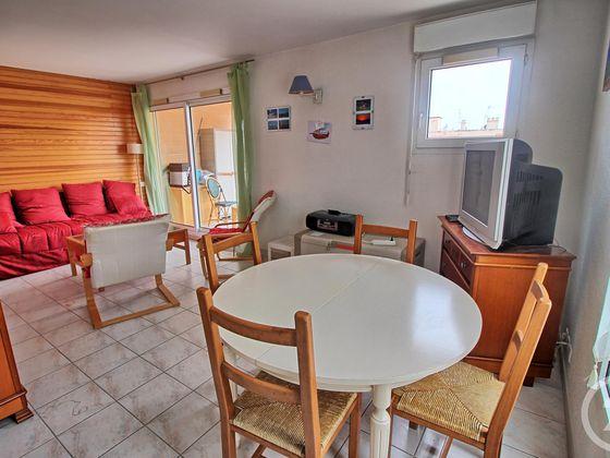 Location studio meublé 30,26 m2