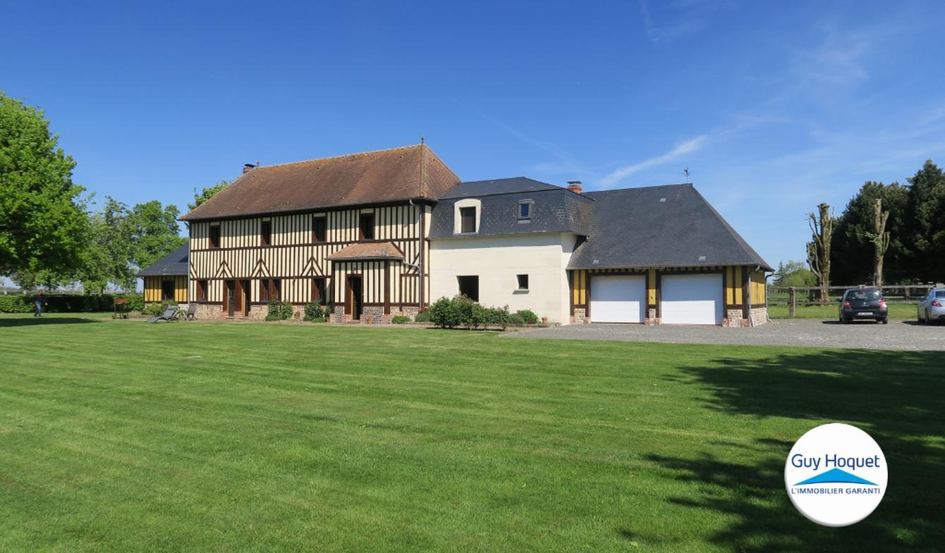 Maison Saint-Martin-du-Tilleul