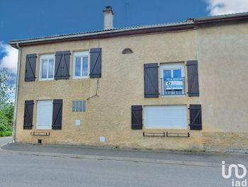 maison à Courbesseaux (54)