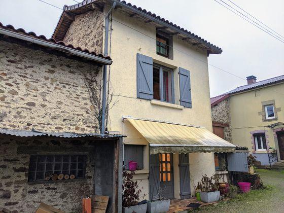 Vente maison 3 pièces 53 m2