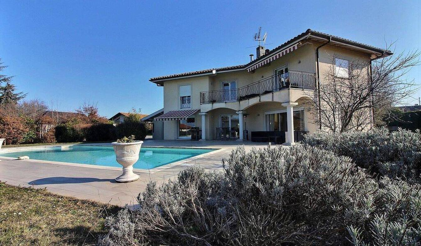 Maison avec terrasse Messery