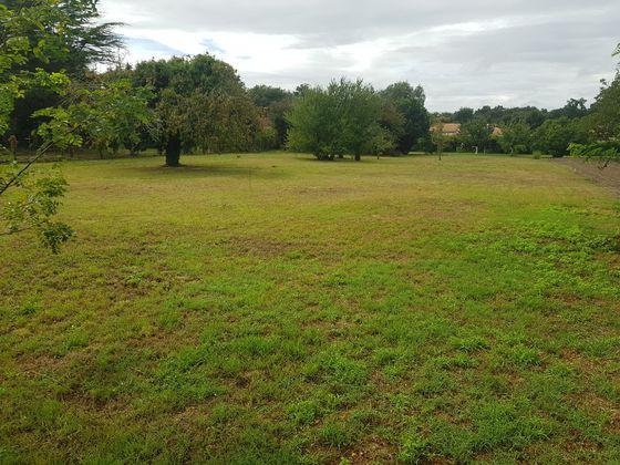 Vente terrain 577 m2