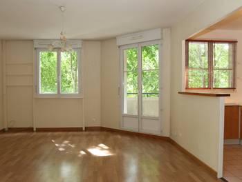 Appartement 2 pièces 47,32 m2