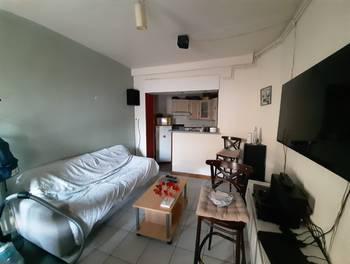 Maison 3 pièces 43,61 m2