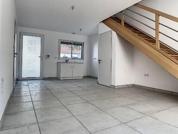 Maison 3 pièces 72,44 m2