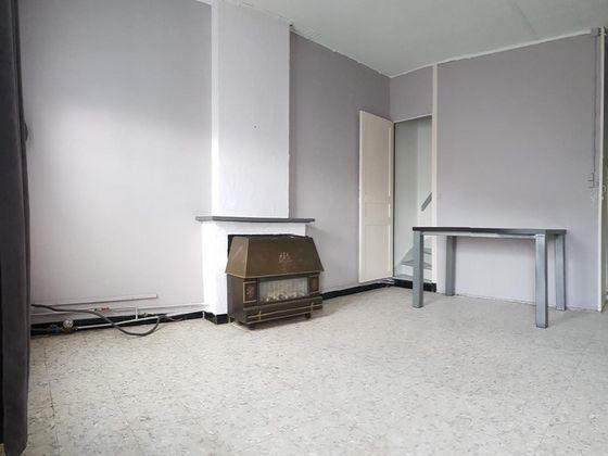 Vente maison 5 pièces 63 m2