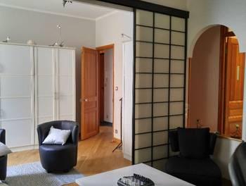 Appartement meublé 2 pièces 52,59 m2