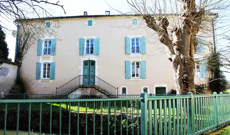 Property with garden Archiac