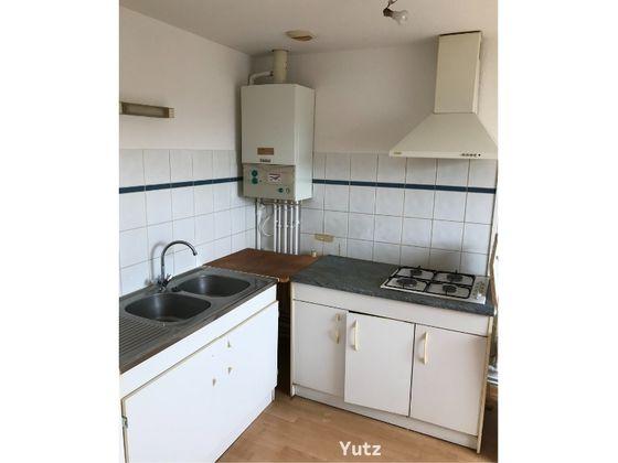 Location appartement 2 pièces 38,86 m2