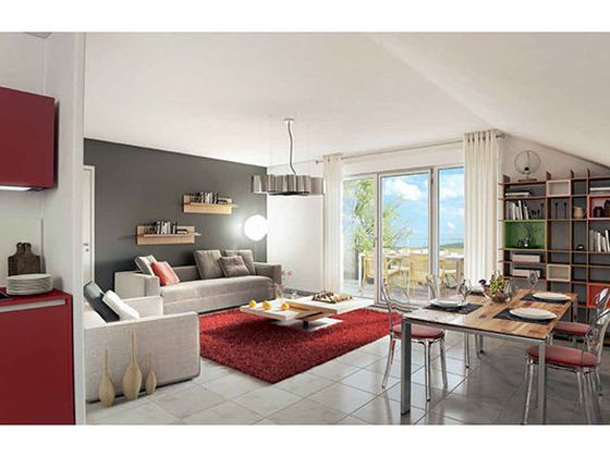 vente Appartement 4 pièces 95 m2 Montpellier