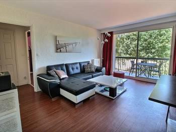 Appartement 2 pièces 51,27 m2