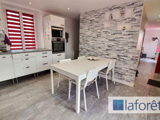 Vente maison 5 pièces 93,42 m2