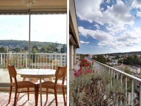 Vente appartement 7 pièces 151 m2