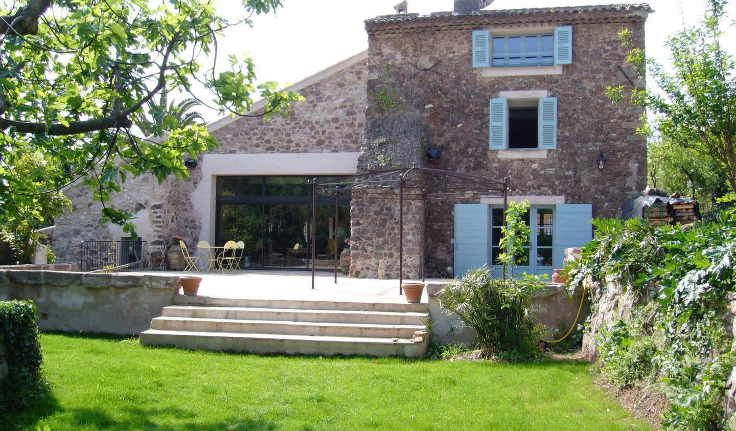 Villa with pool and terrace Solliès-Ville
