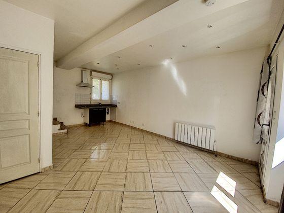 Location appartement 3 pièces 46,15 m2